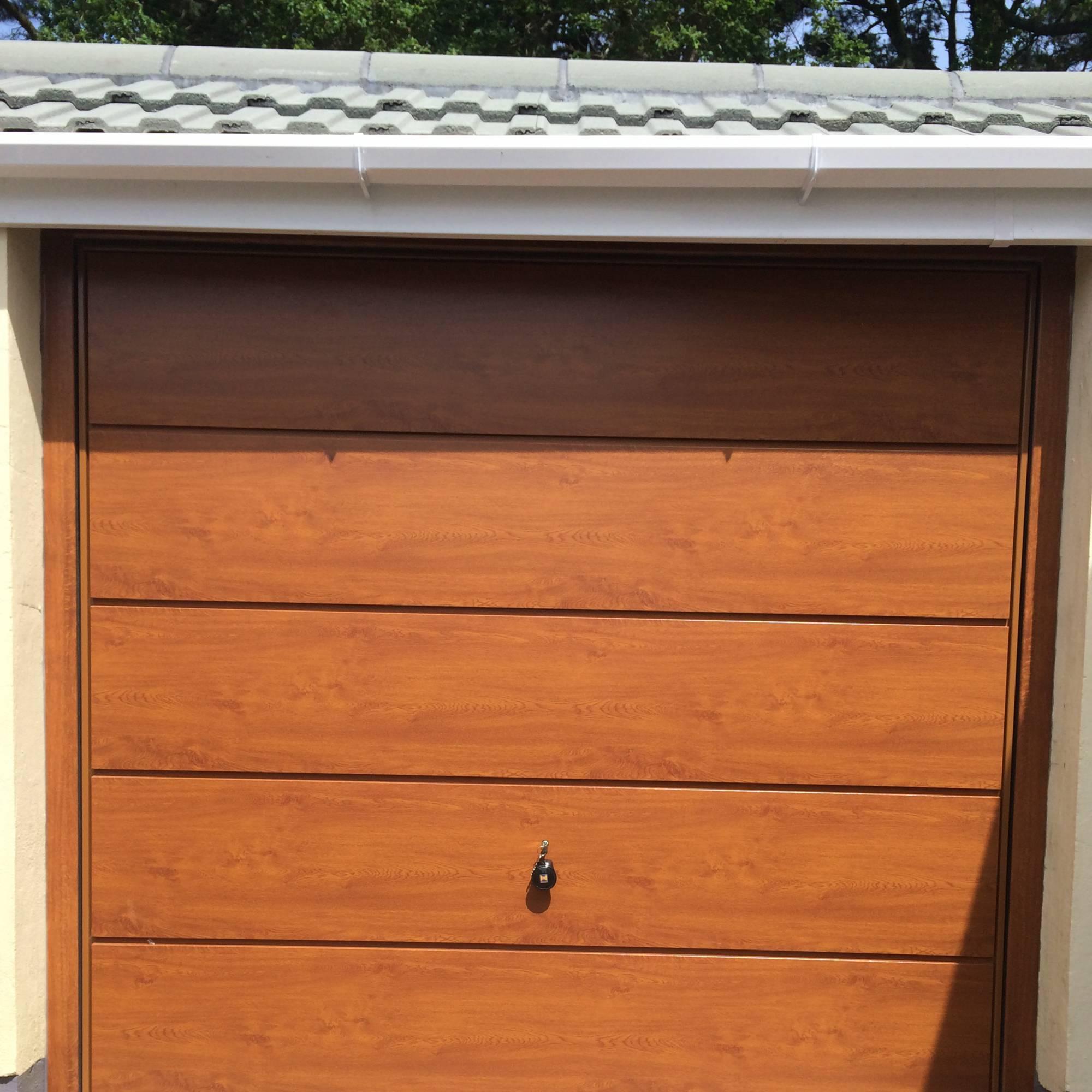 single shop slatted magnificent horizontal garage doors door bronze
