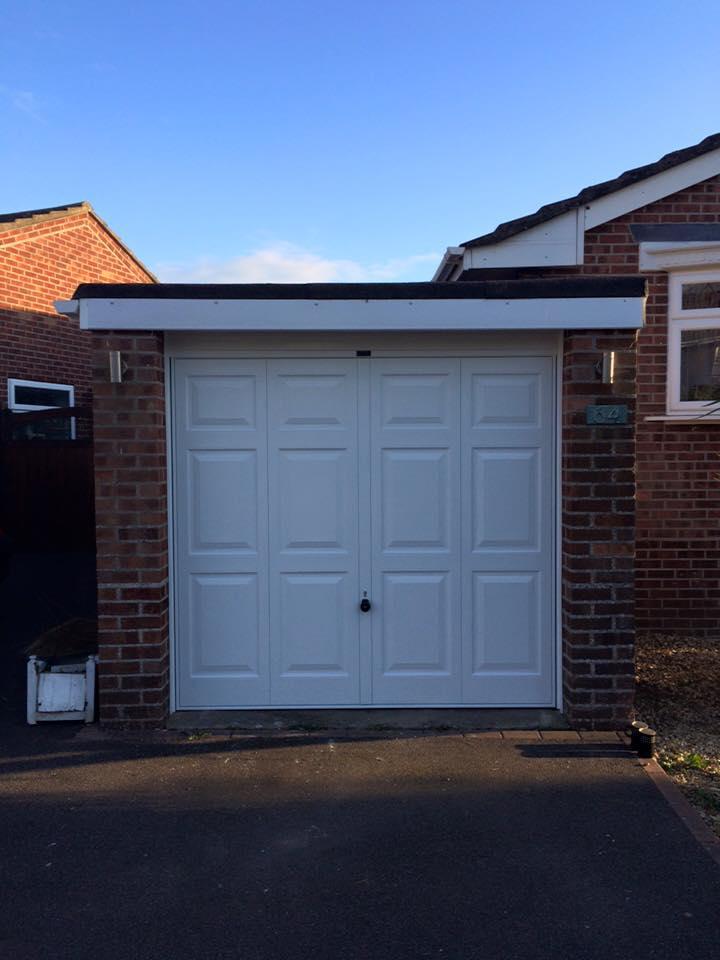 Photos of garage doors installed by South Shore Garage Doors Ltd.