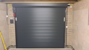 Hormann Roller Garage Doors inside view