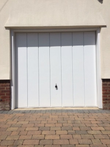 Hormann retractable Elegance Garage Doors
