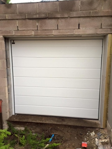 sectional garage doors in Poole